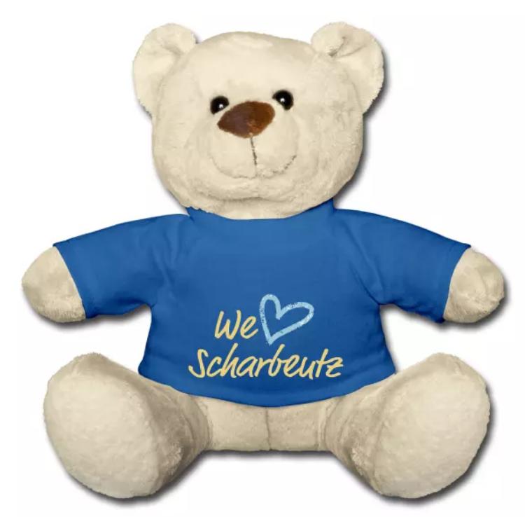 We love Scharbeutz - Teddy