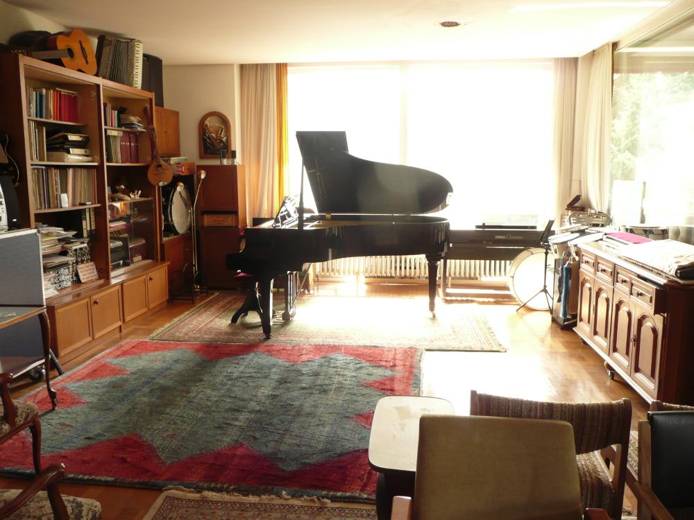 Musikzimmer - Villa musiKa