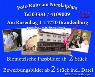 Foto Rohr am Nicolaiplatz