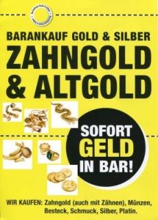 Gold Ankauf Verkauf